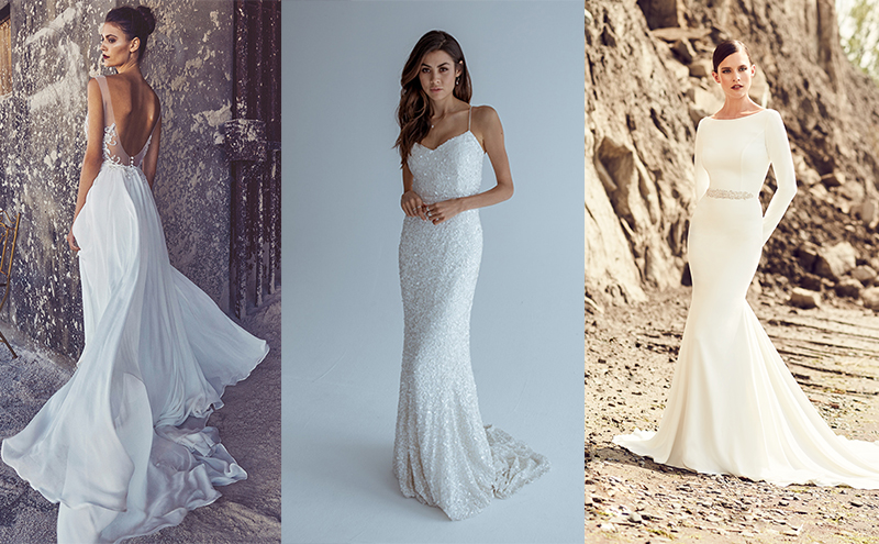 2018 bridalwear predictions from four top Scottish boutiques | Tie ...