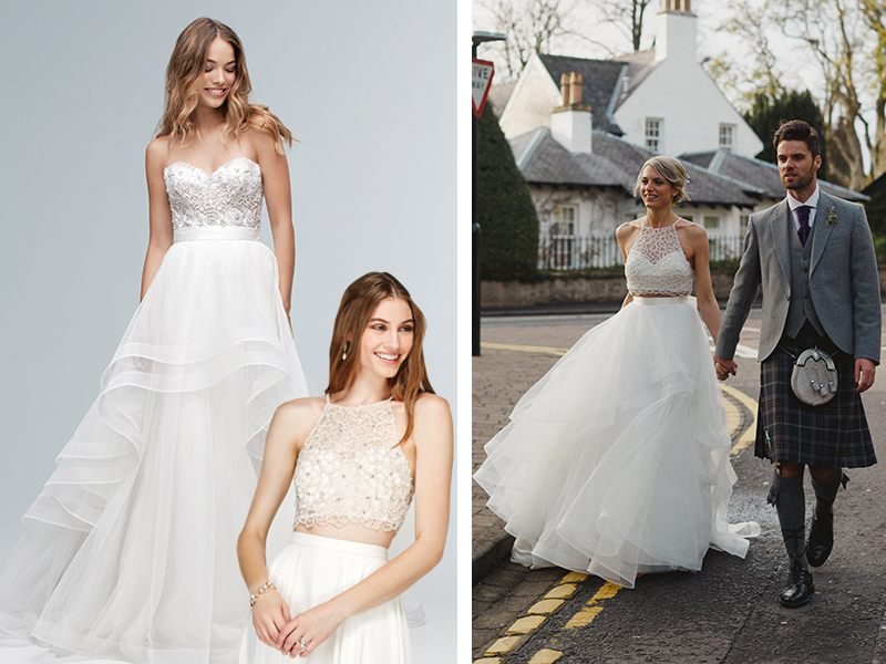 Three brides tell us how they found their dream dress   Tie the Knot ...