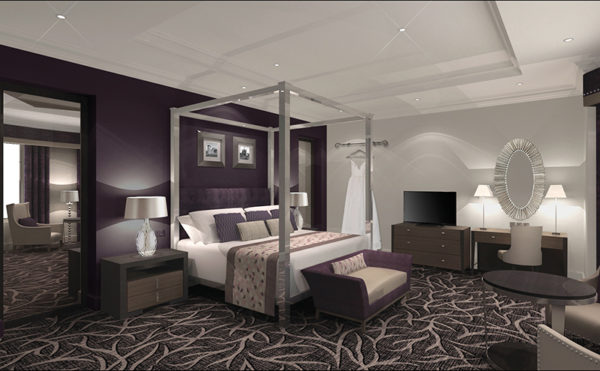 Hetland Hall Hotel is set to introduce a brand-new look after RAD group takeover