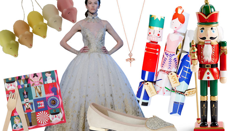 Moodboard: The Nutcracker