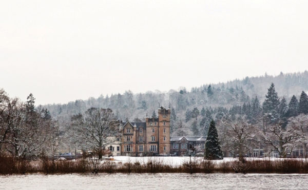 Baby it's cold outside: 11 exquisite venues for winter weddings