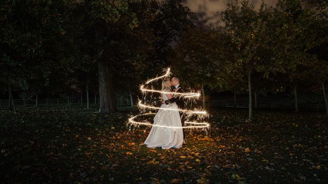 PHOTO ALBUM: Weddings in a winter wonderland