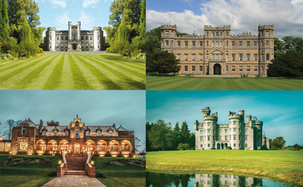 Hey good looking! Scottish venues with impressive façades