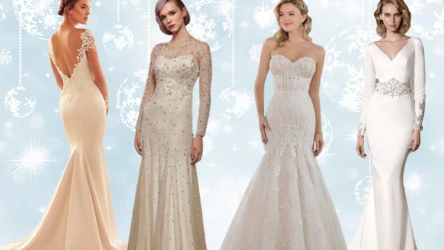 Winter wedding dress picks from industry insiders