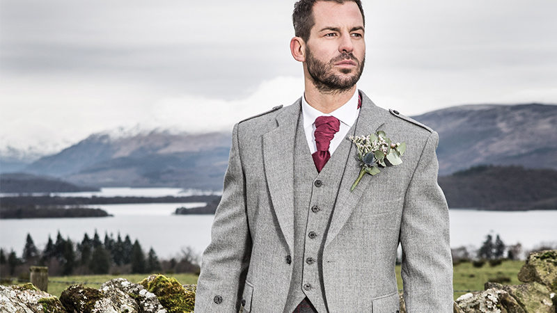 Groomswear suppliers share their favourite looks for 2018