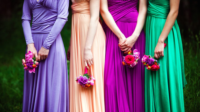 HOW TO: Get married without falling out with your bridesmaids