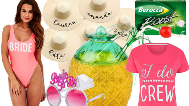 Heading to Henidorm? Don't forget to pack these hen holiday essentials