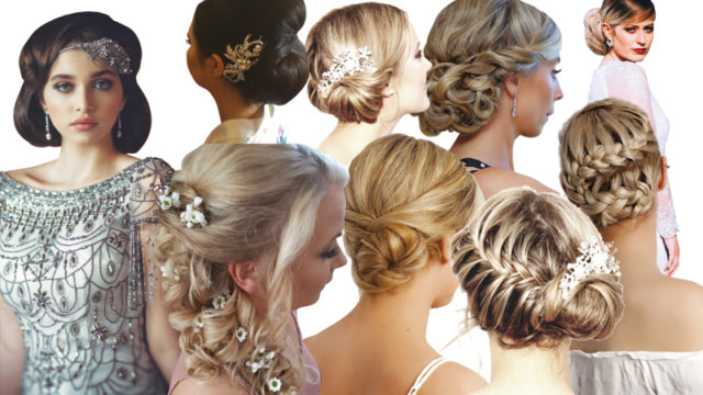 The up-do update: 18 styles from contemporary to classics with a twist
