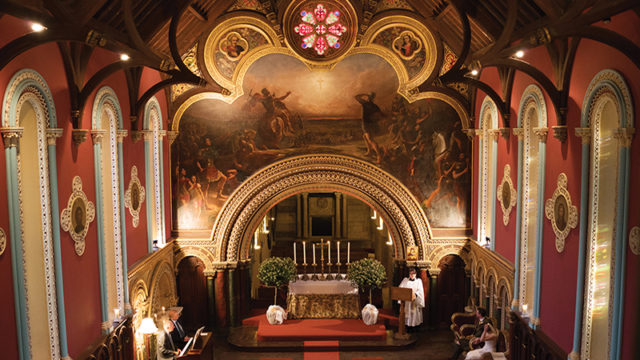 Amen to that: 12 grand church-like venues