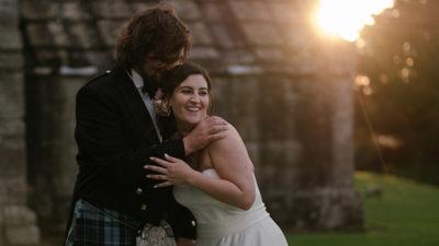Amy Glasgow and Sam Jackson