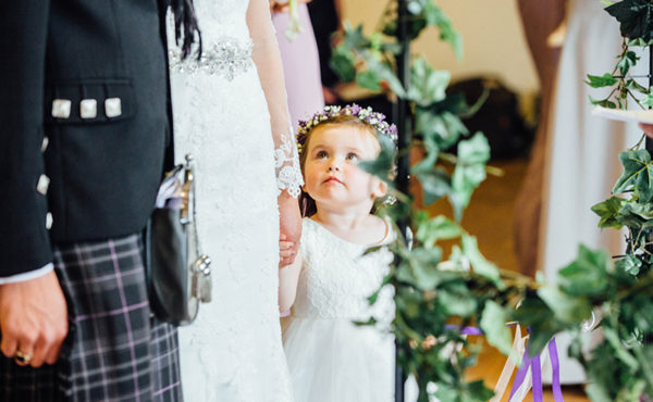 PHOTO ALBUM: No tantrums, all tiaras! Flowergirls that almost steal the show