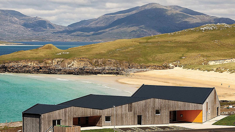Fancy a beachy big day? Check out Talla na Mara, the most idyllic spot to tie the knot