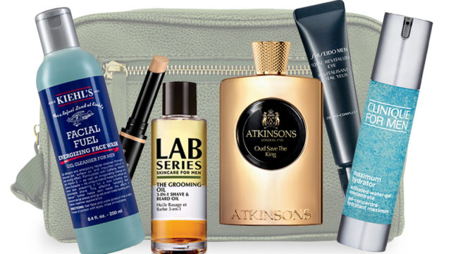 Eight grooming essentials to buy before the big day
