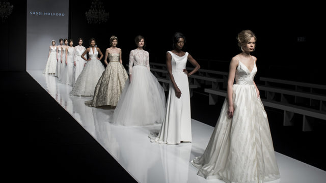 We reveal all from our preview of the 2019 bridalwear collections