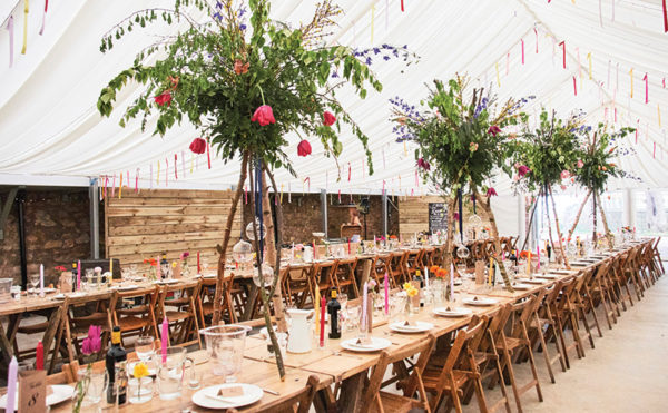 Our favourite venues with permanent marquees