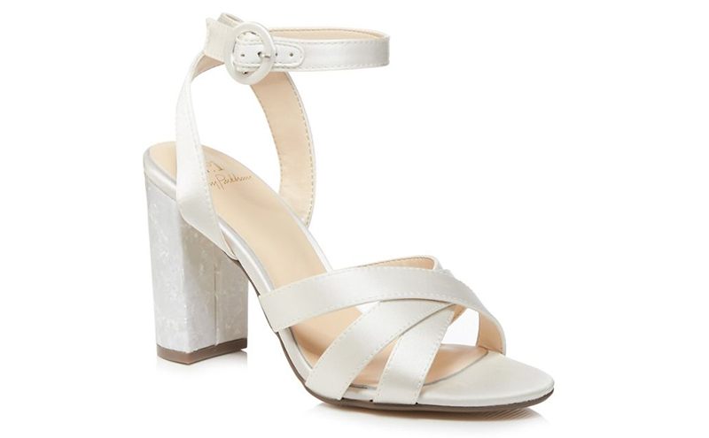 Stilet No Practical And Stylish Bridal Block Heels