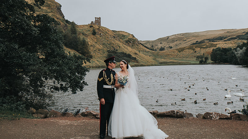 PHOTO ALBUM: And they lived happily ever after…