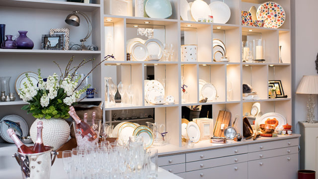 The Wedding Shop becomes exclusive HAY stockist and announces Edinburgh event in May