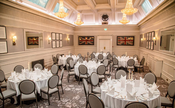 Take a peek at The Royal Scots Club after its recent refurbishment