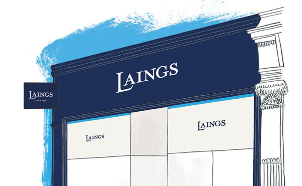 Grab bargains galore at Laings' glitzy new outlet boutique