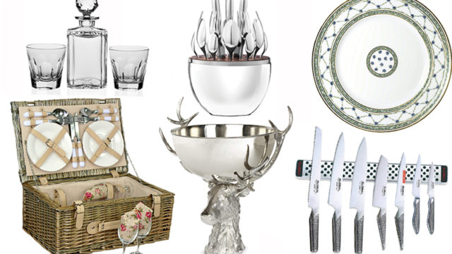 The generation game: wedding gifts that are future heirlooms