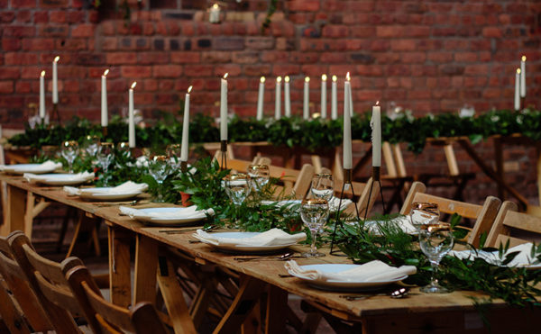 Blend history and a contemporary edge with a wedding at The Engine Works