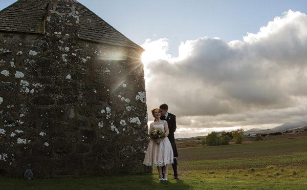 Catherine Duffy and Steven Rae