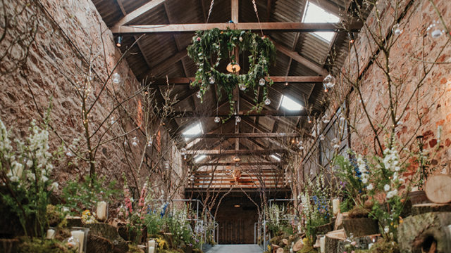 Take your pick: 14 Scottish barn and stable wedding venues