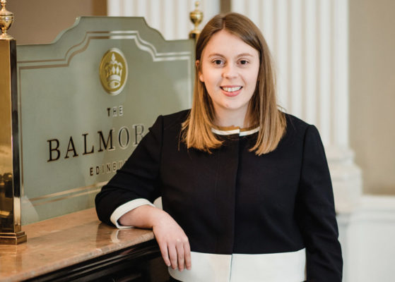 Wedding planner Q&A: Susanne Rodger, The Balmoral, Edinburgh