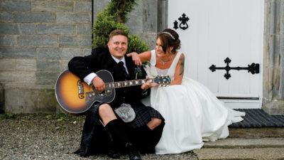Stephanie Kiernan and Gavin McCartney