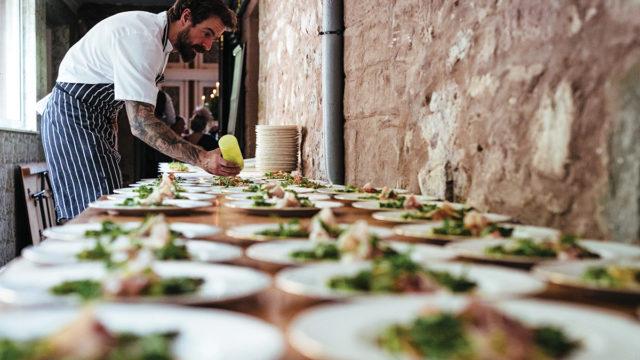 Bonnie appétit: Scottish wedding venues for foodies