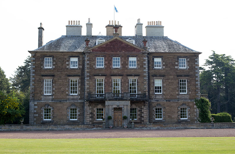 Gilmerton House external