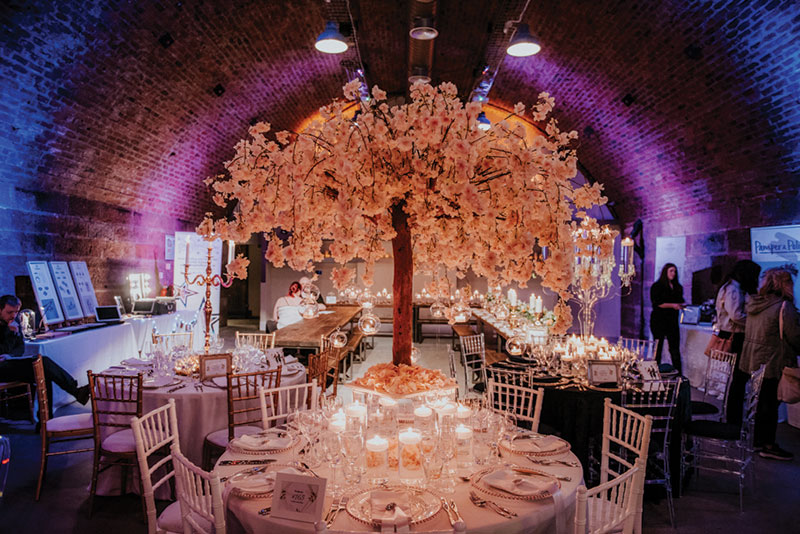 The Arches Glasgow, an iconic Scottish wedding venues