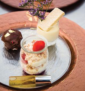 Bespoke Catering Dessert