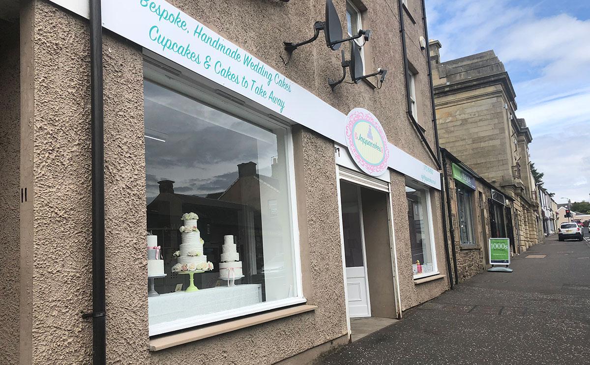 Jappacake's shop