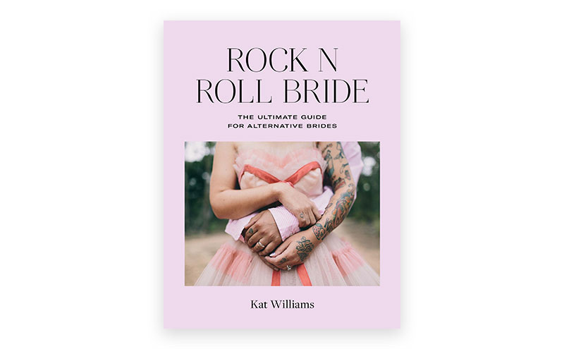 rock and roll bride book