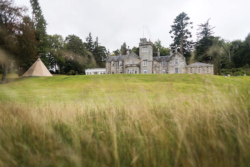 Glentruim Castle