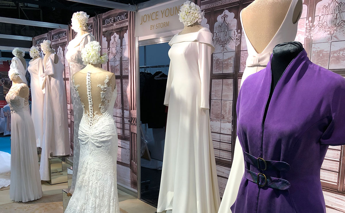 bdb4a0c5af9e Ten highlights from last weekend's Scottish Wedding Show! | Tie the Knot  Scotland