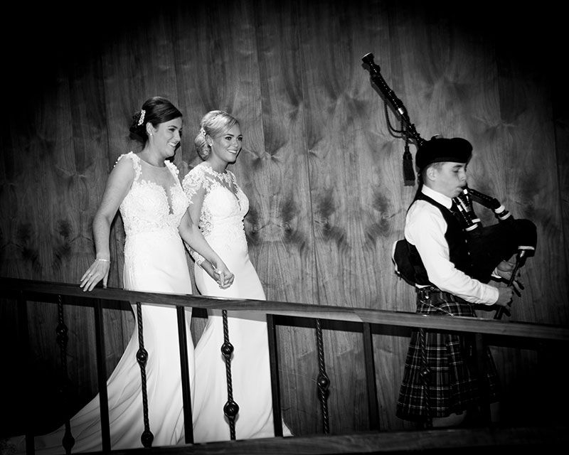 brides and the piper