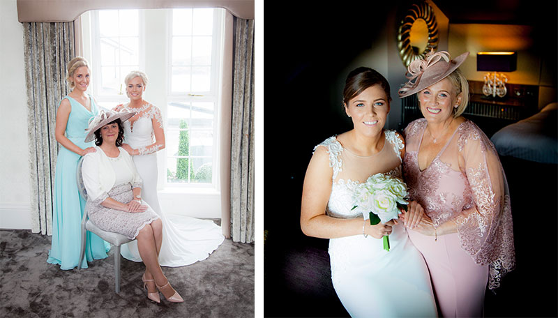 brides and their mums