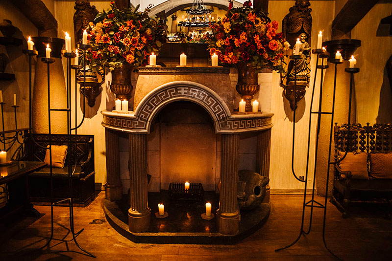arta fireplace