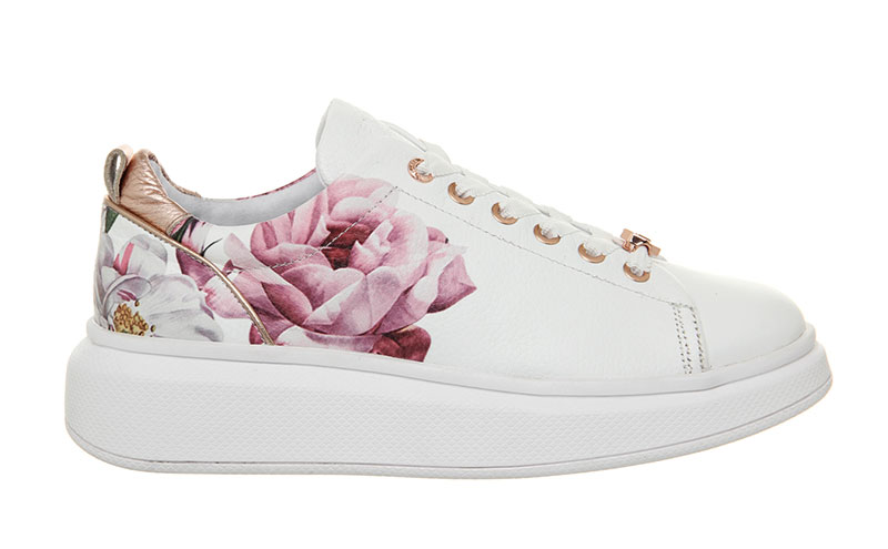 Ailbe sneakers, £130, Ted Baker