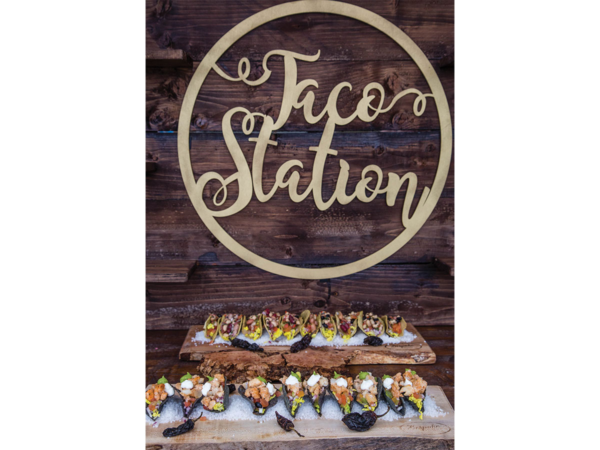Bespoke-Catering-taco-station