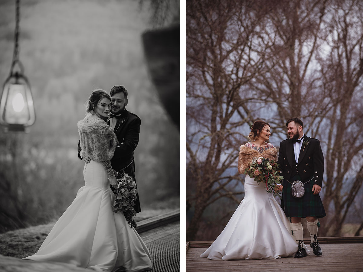 bride-and-groom-at-lodge