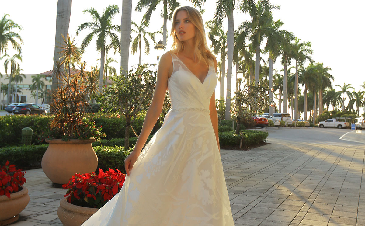 Addison gown by Randy Fenoli
