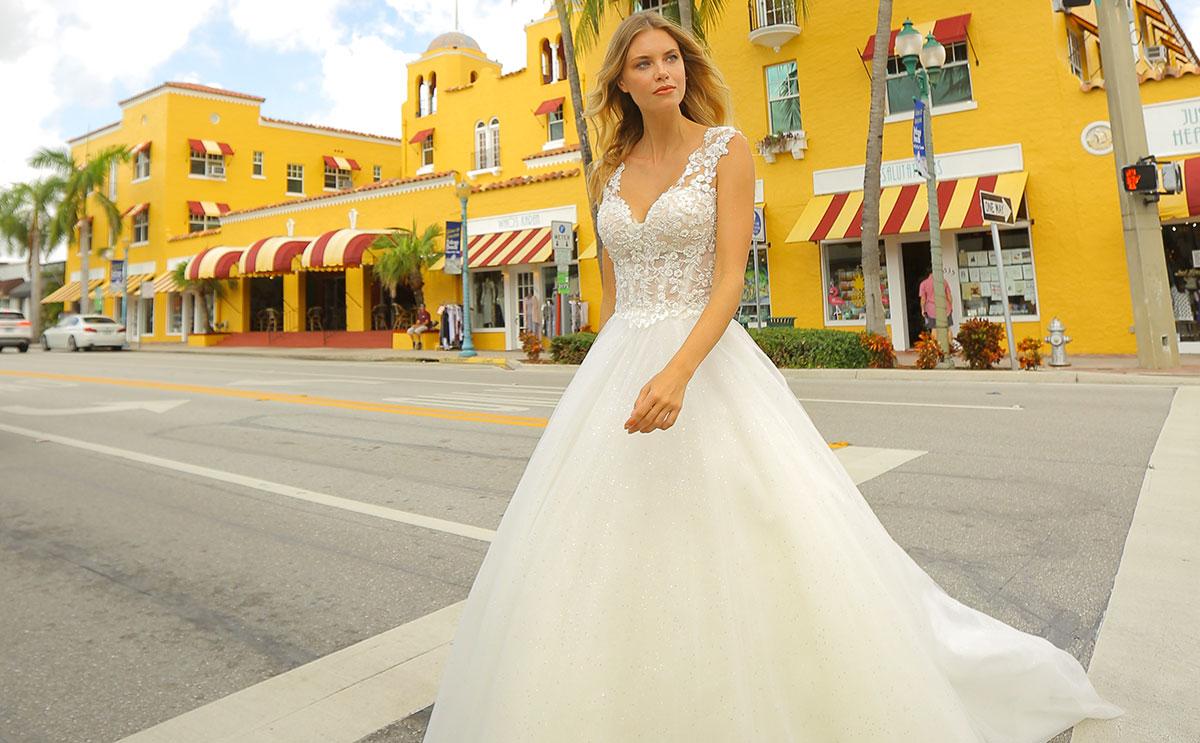 Ashton gown by Randy Fenoli