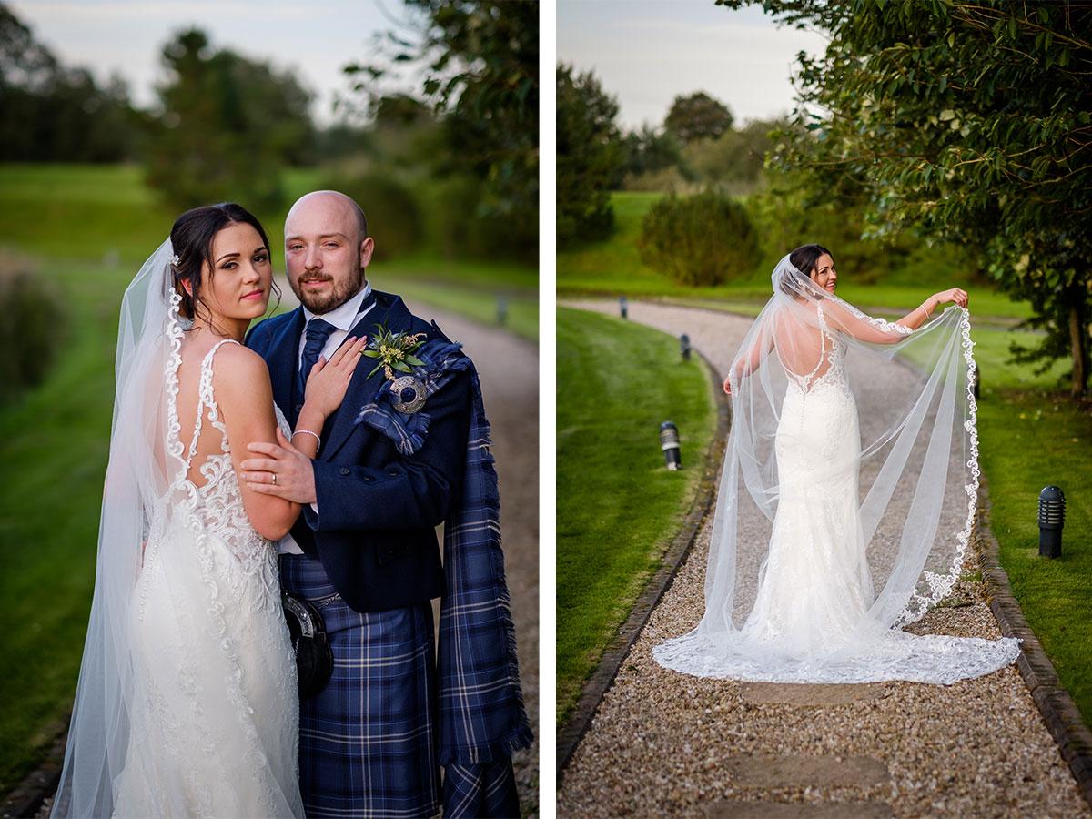 bride-and-groom-in-woodlands