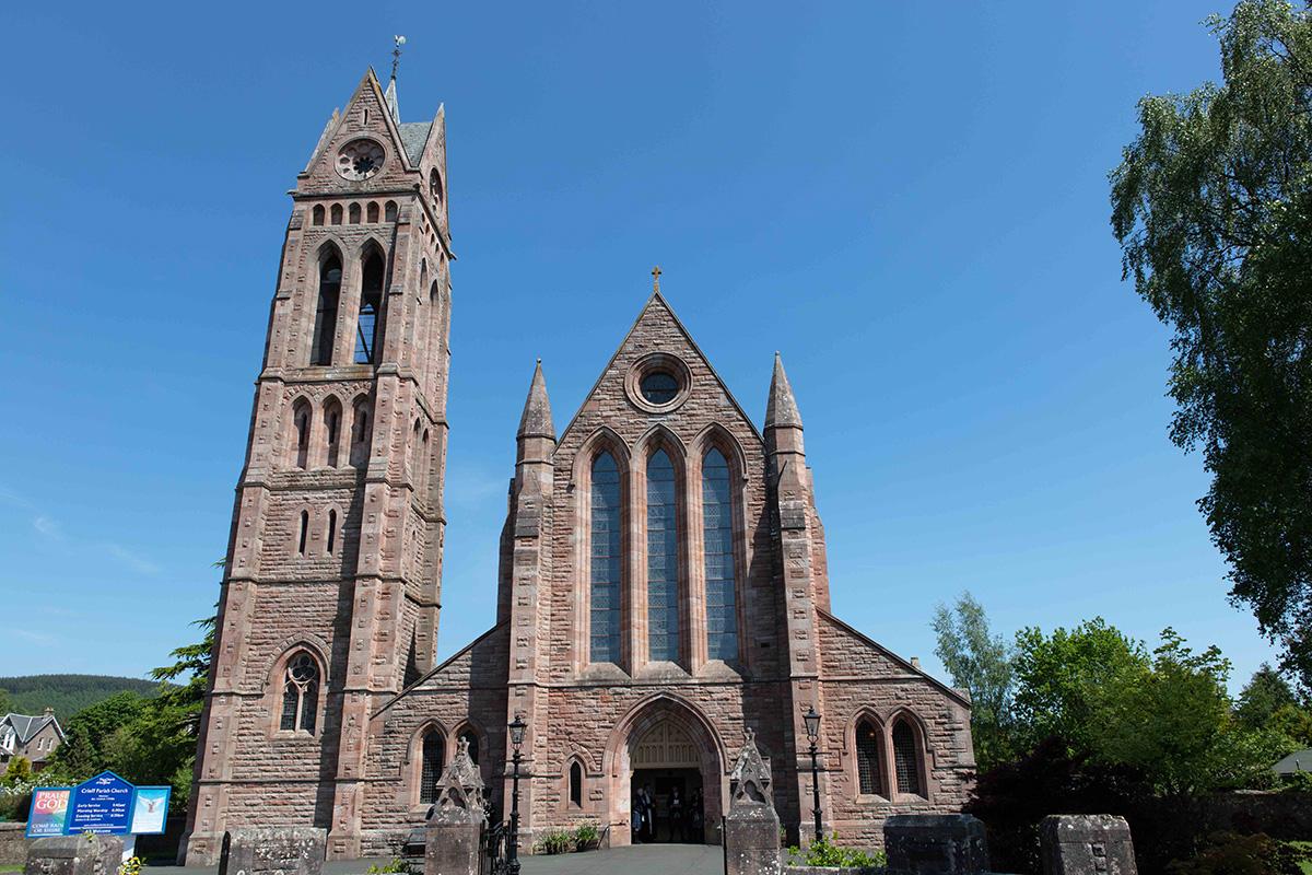 Crieff-Parish-Church