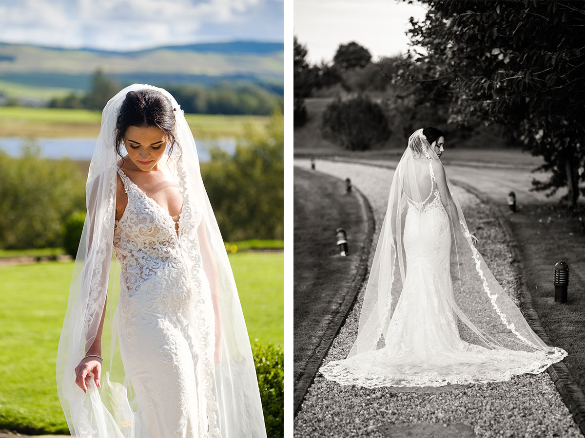 bride-with-lace-veil-and-lace-dress