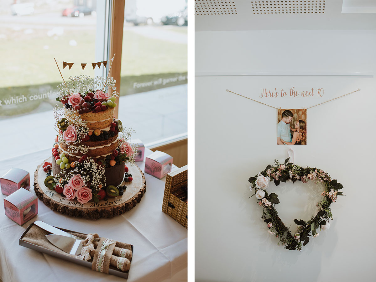 naked-wedding-and-floral-wreath-heart-arrangement